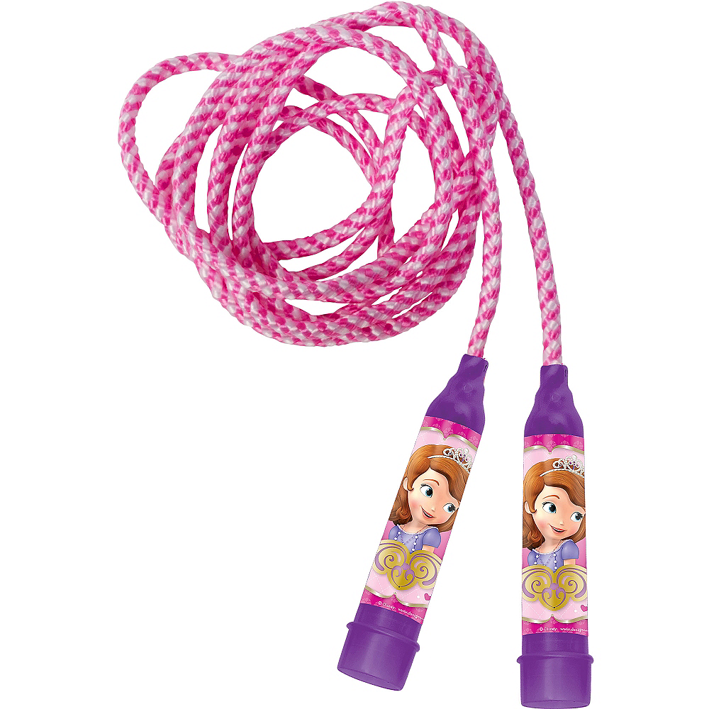 Sofia the First Jump Ropes 8ct Image #2
