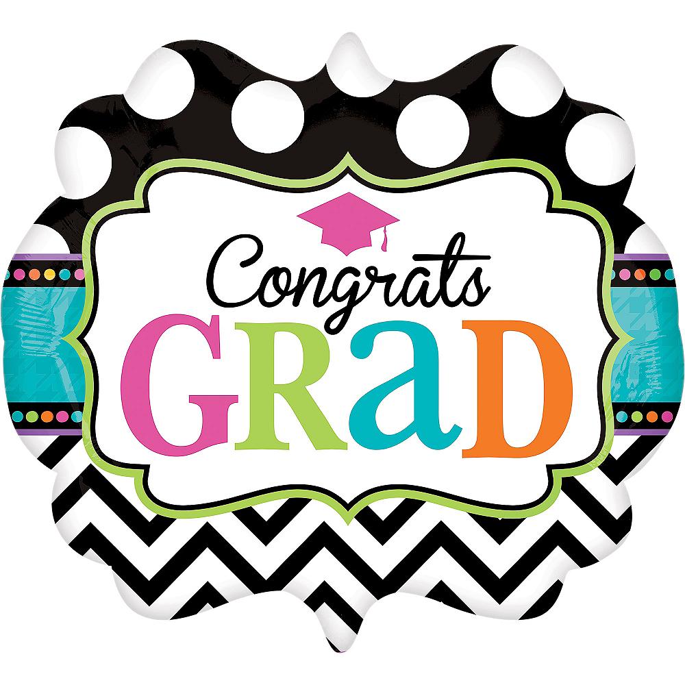 Graduation Balloon - Giant Dream Big Image #1