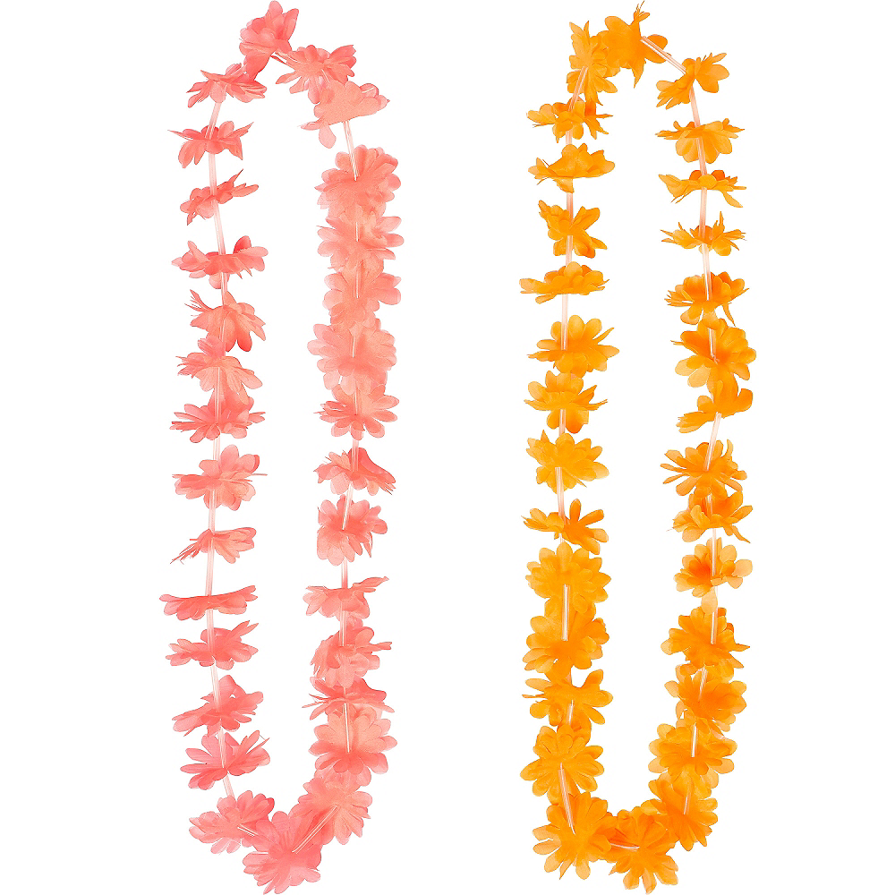 Nav Item for Bright Floral Leis 6ct Image #2