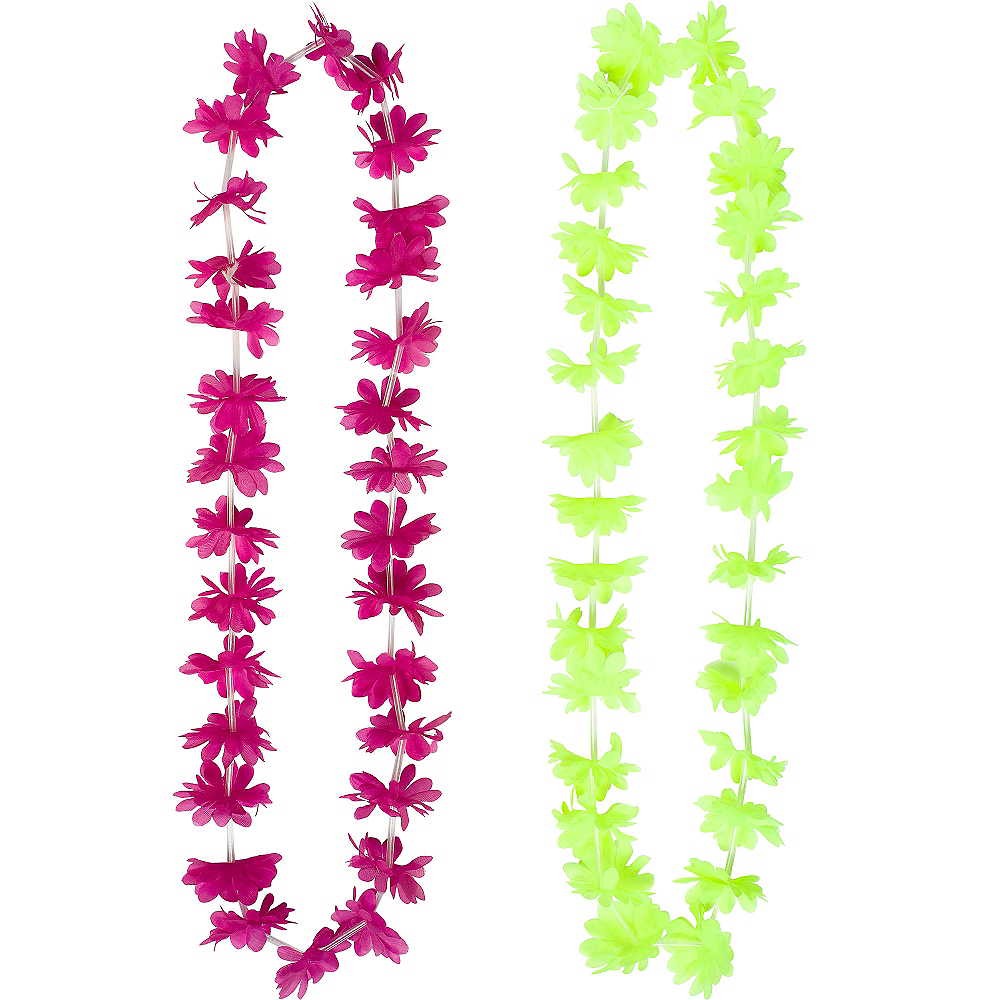 Nav Item for Bright Floral Leis 6ct Image #3