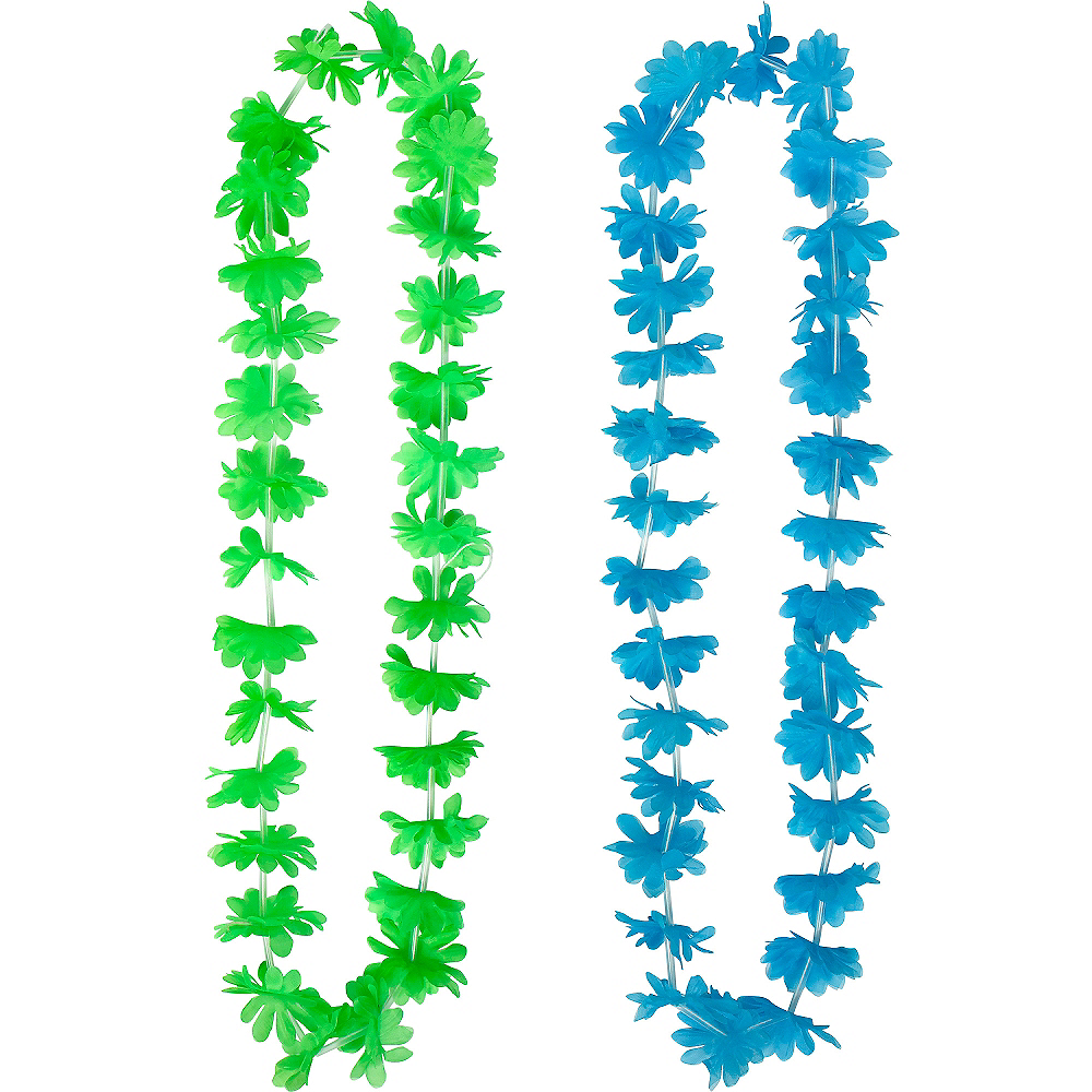 Nav Item for Bright Floral Leis 6ct Image #4