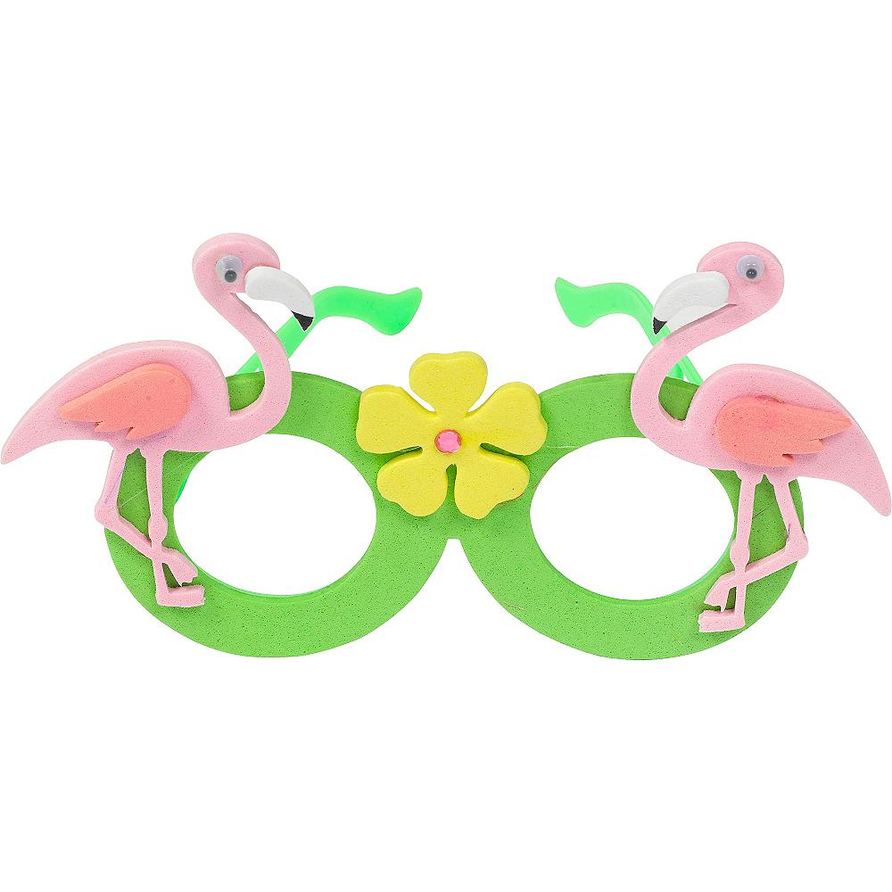Child Flamingo Glasses Image #1