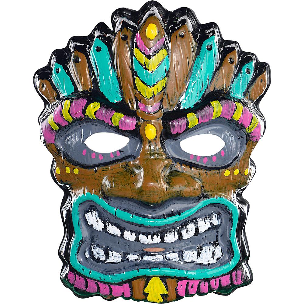 Tiki Mask Image #1