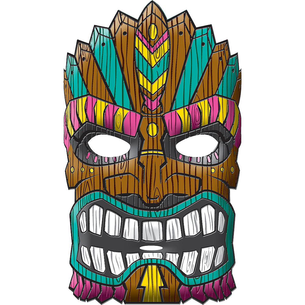 Tiki Mask Image #2