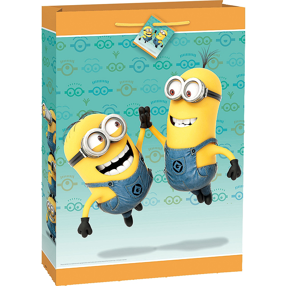 Despicable Me Gift Bag Image #1