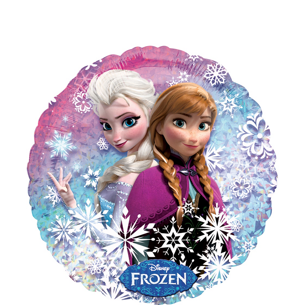 Frozen Balloon Image #1