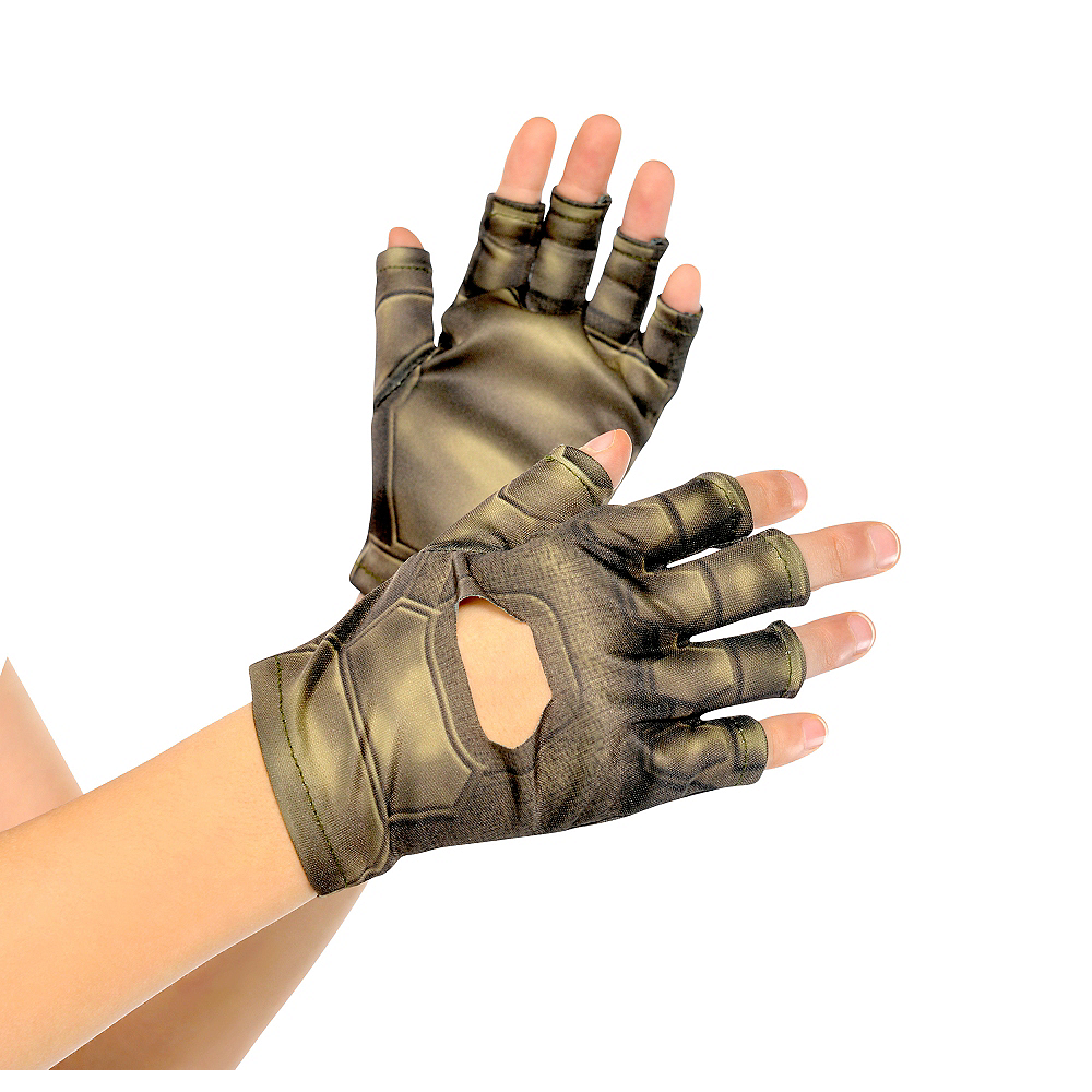 Child Captain America Gloves - The Winter Soldier Image #1