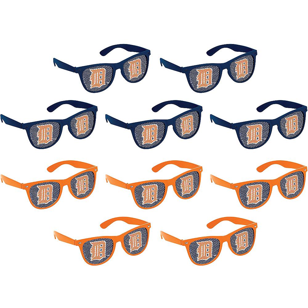 Detroit Tigers Printed Glasses 10ct Image #1