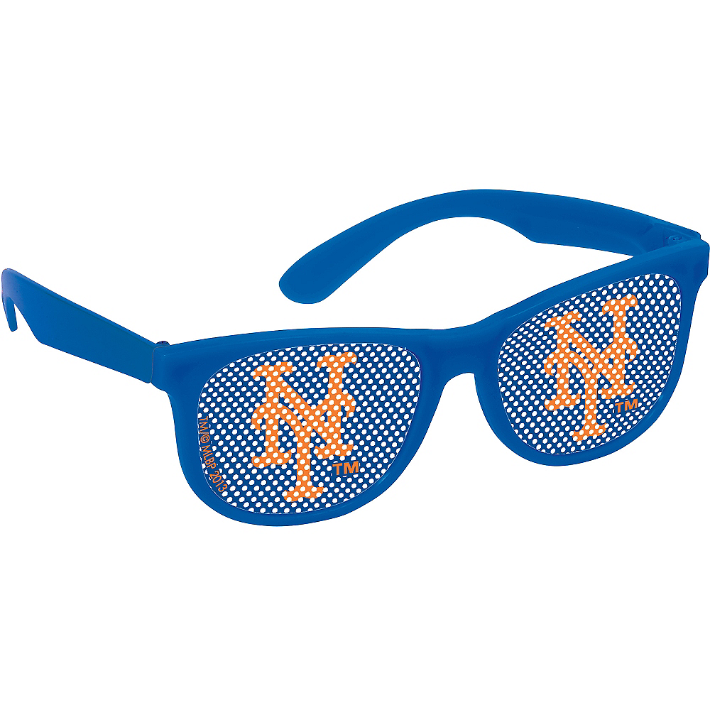 New York Mets Printed Glasses 10ct Image #2