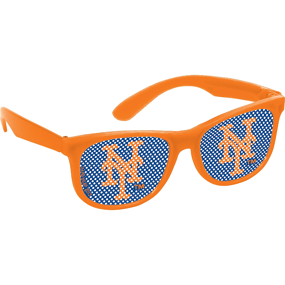 New York Mets Printed Glasses 10ct Image #3
