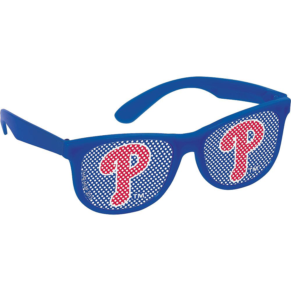 Philadelphia Phillies Printed Glasses 10ct Image #2