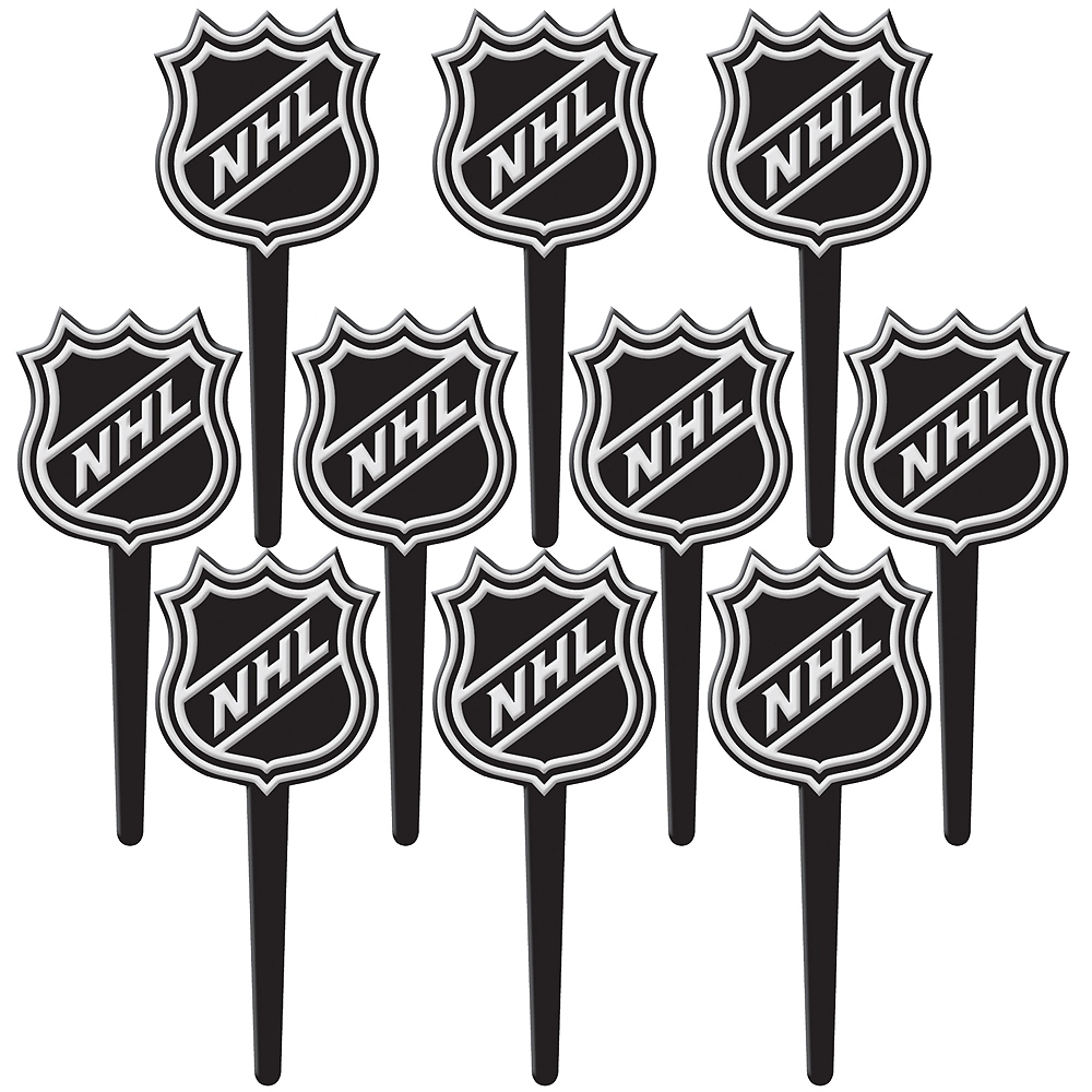 NHL Party Picks 36ct Image #1