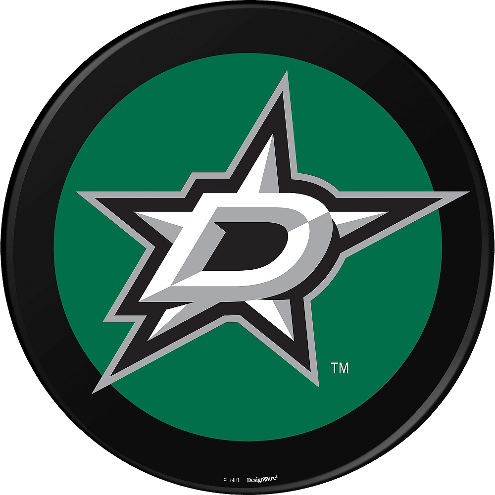 Nav Item for Dallas Stars Cutout 12in Image #1