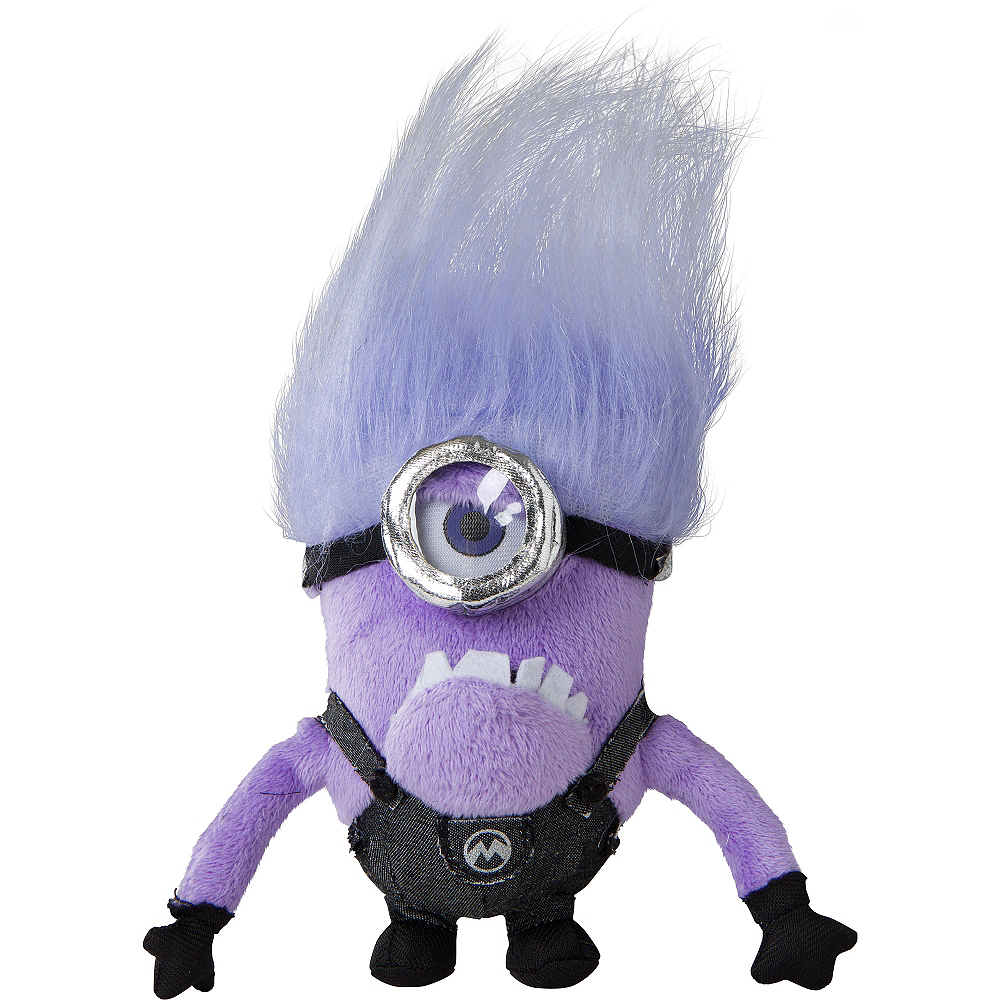 Despicable Me 2 Evil Minion Dave Plush Image #1