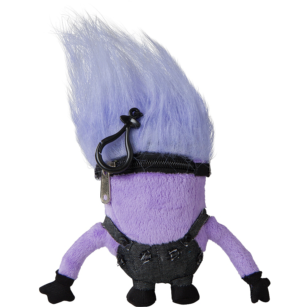 Despicable Me 2 Evil Minion Dave Plush Image #2