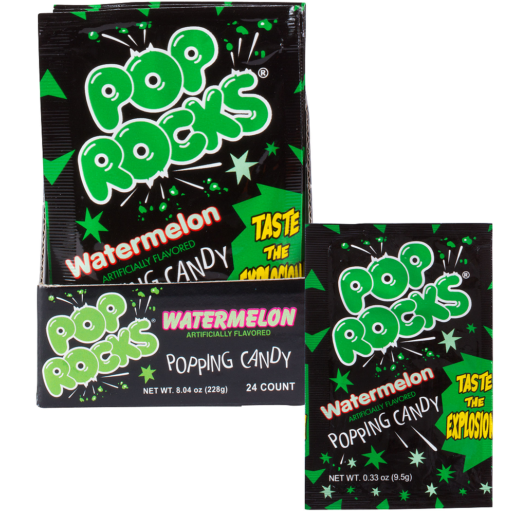 Watermelon Pop Rocks 24ct Image #1