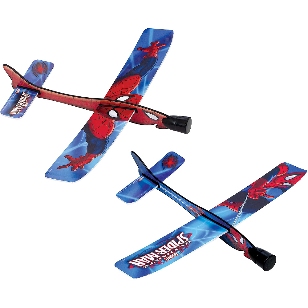 Spider-Man Gliders 2ct Image #1