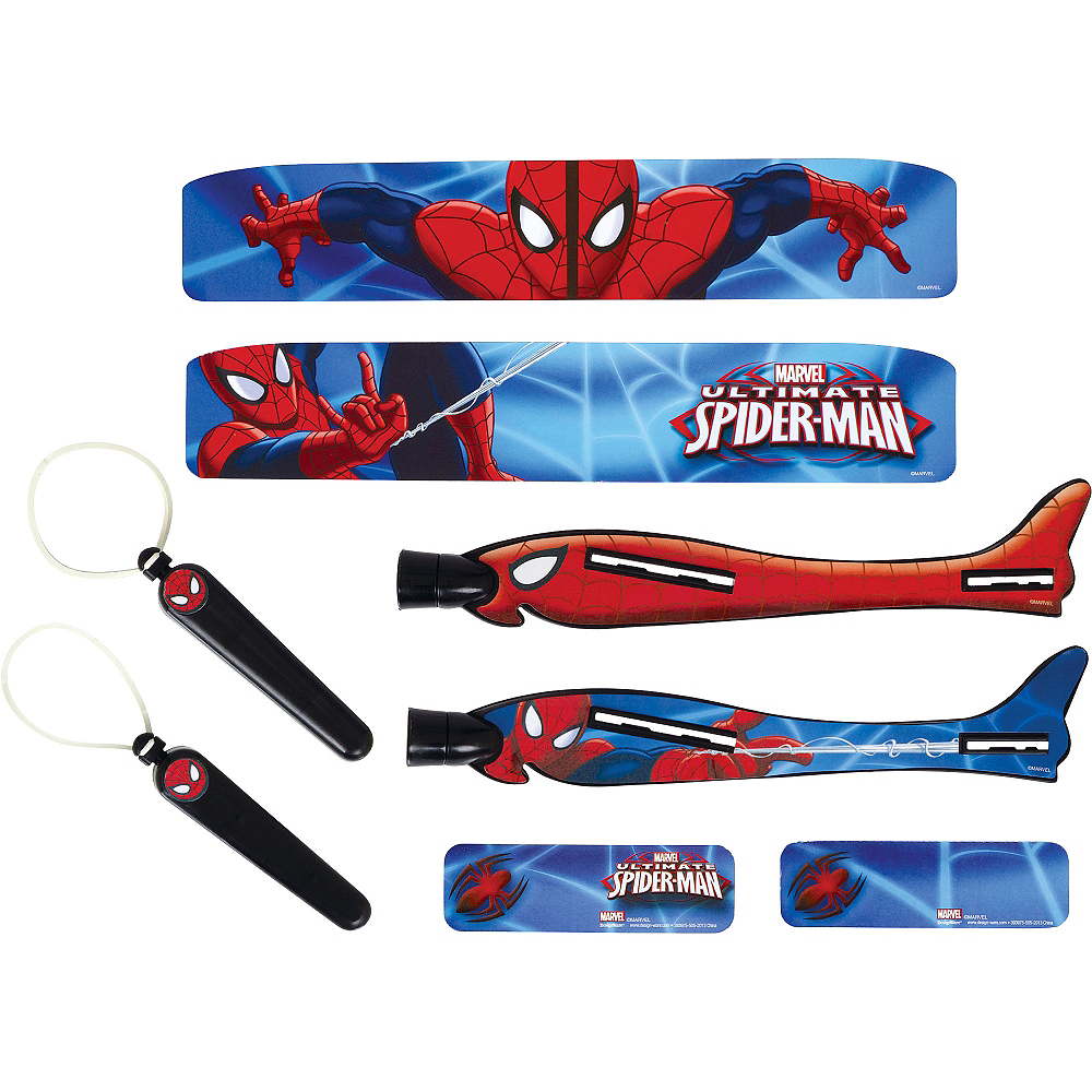 Spider-Man Gliders 2ct Image #2