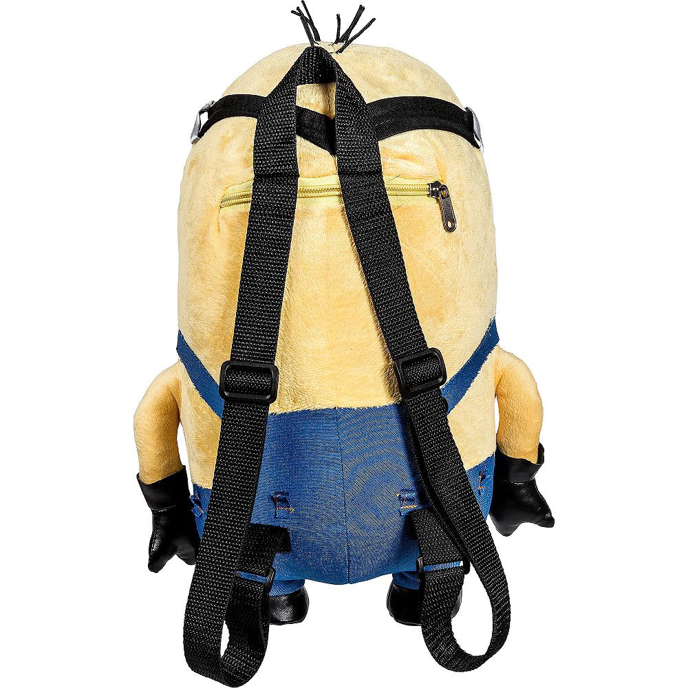 Stuart Minion Plush Backpack - Despicable Me Image #2