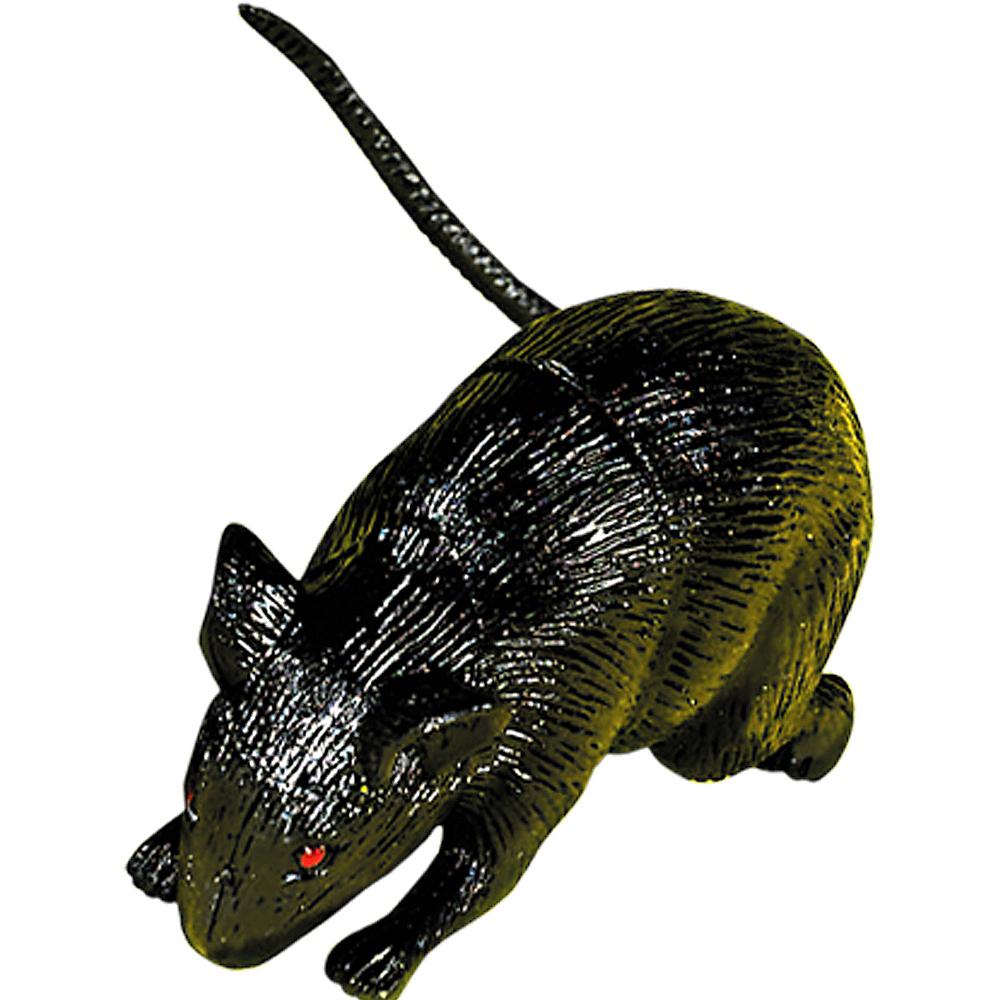 Rubber Black Rats 24ct Image #4