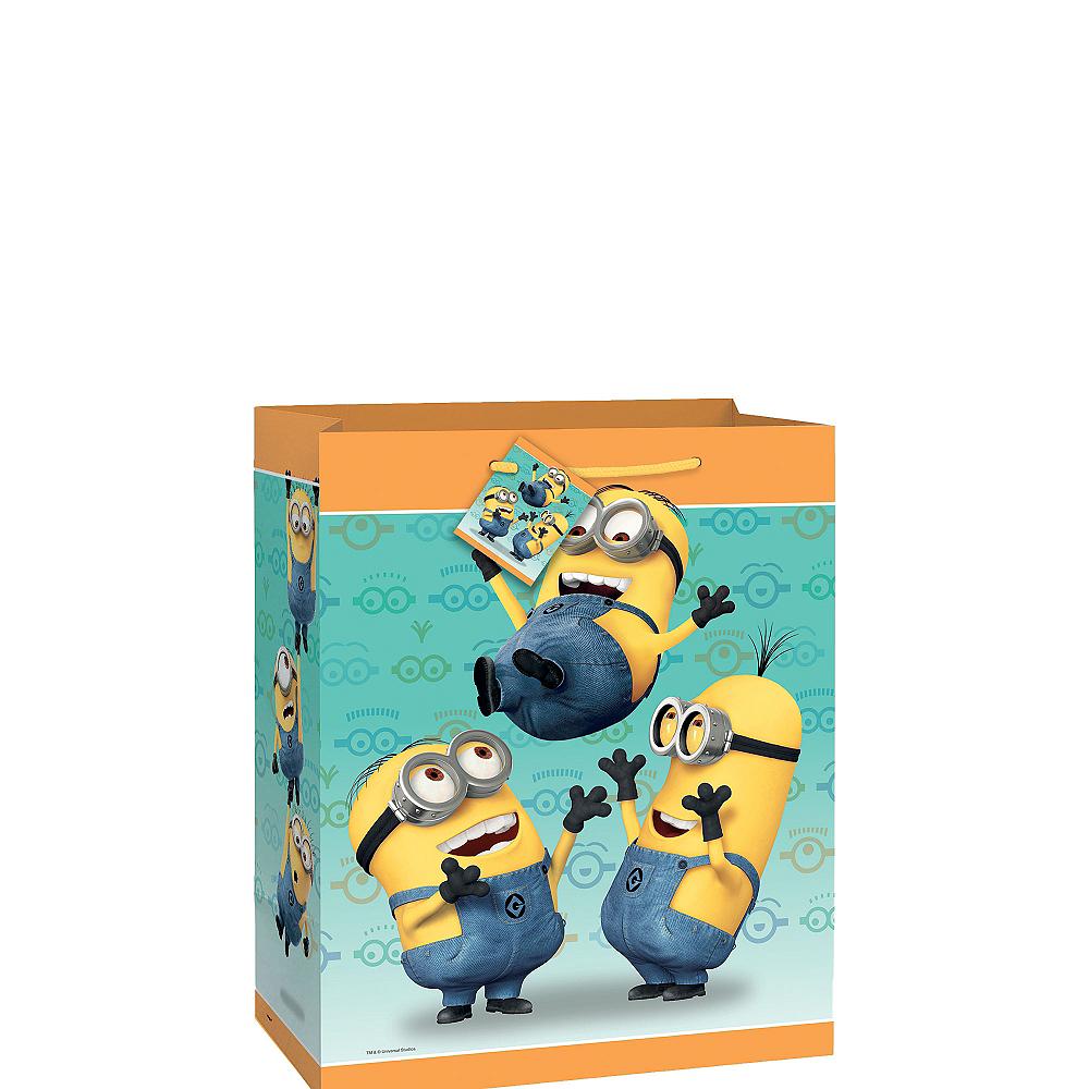 Minions Despicable Me Gift Bag Image #1
