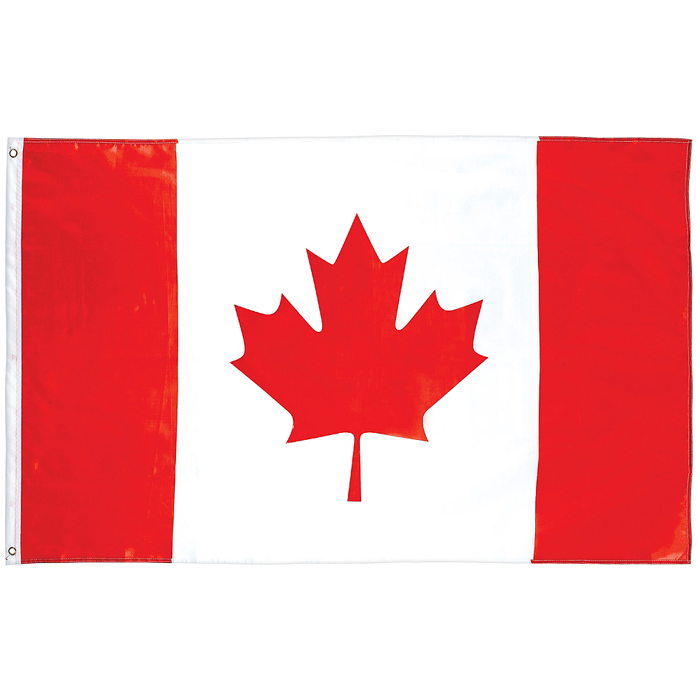 Medium Canadian Flag Image #1