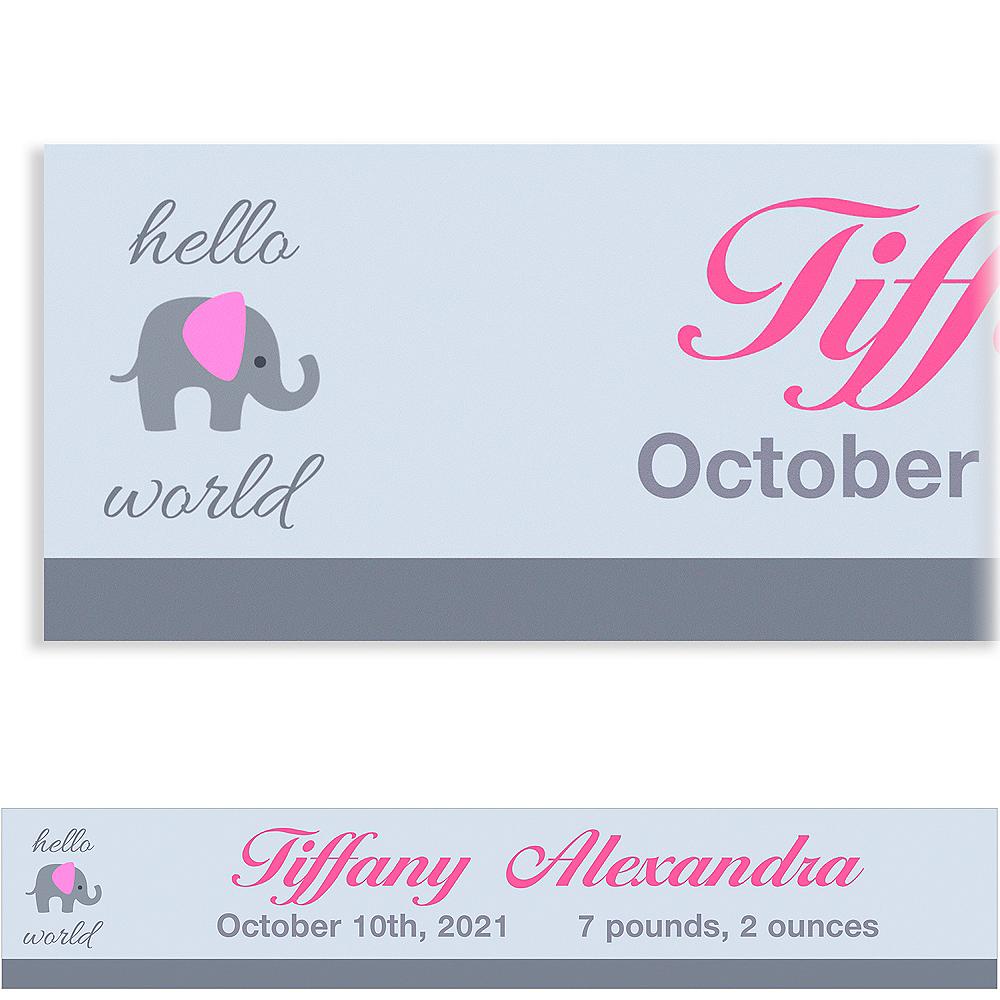 Custom Hello World Girl Banner Image #1