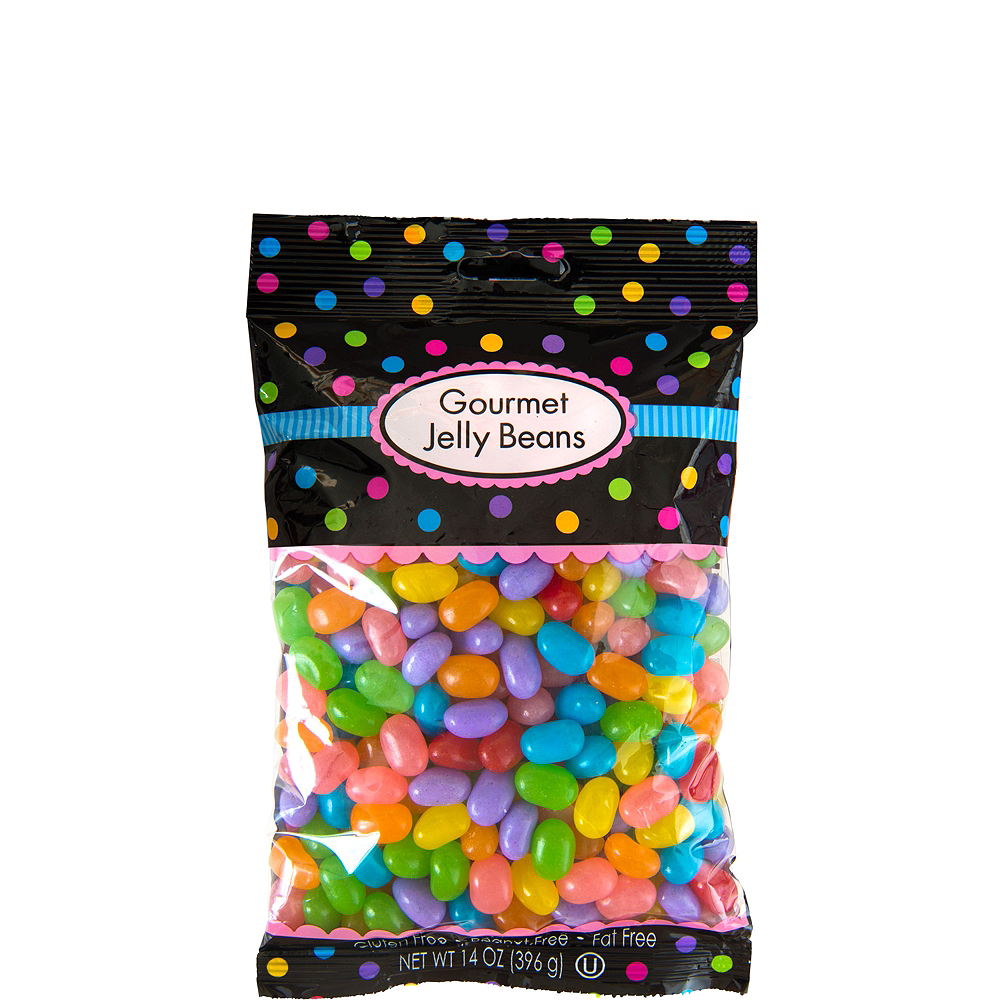 Rainbow Jelly Beans 350pc Image #1
