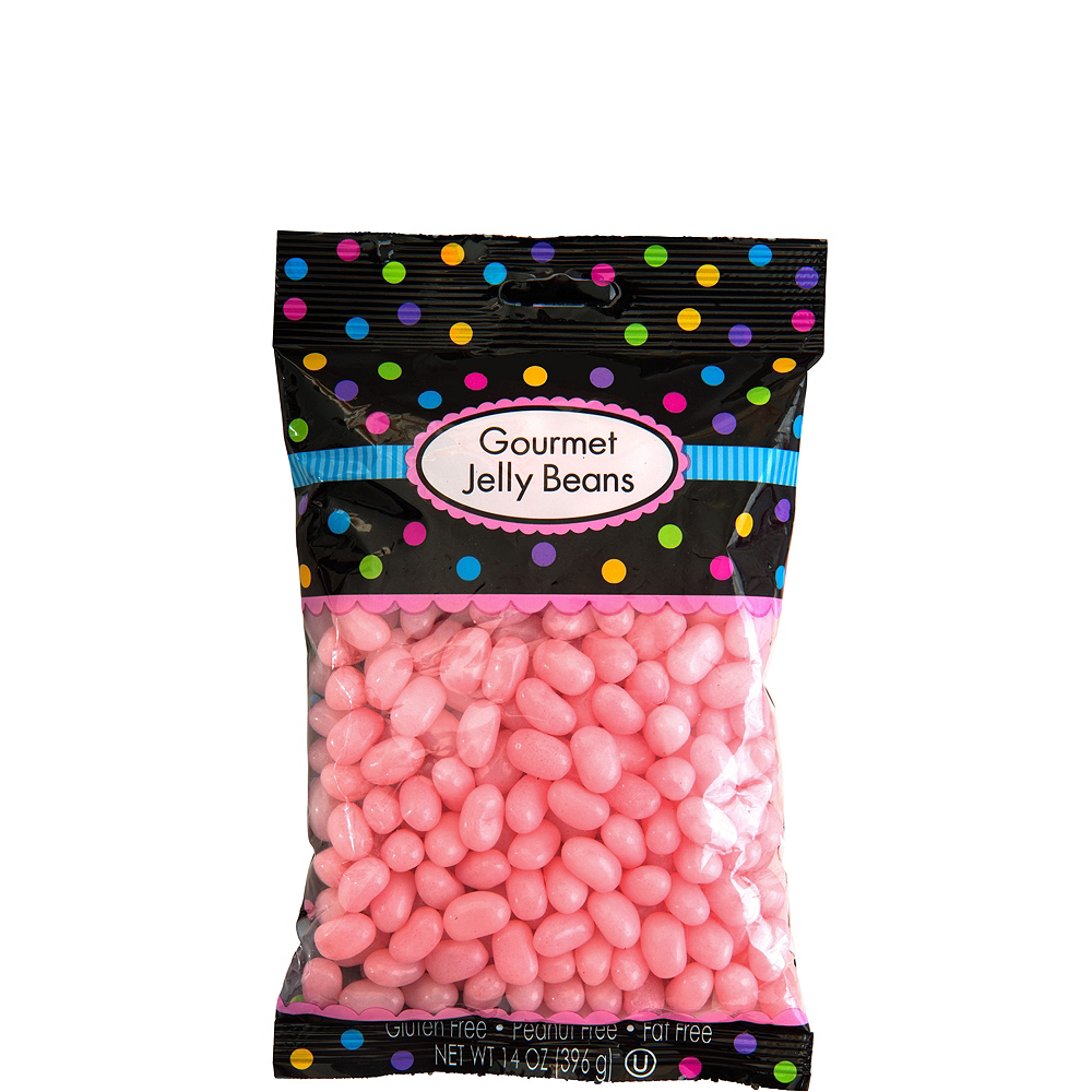 Pink Jelly Beans 350pc   Party City
