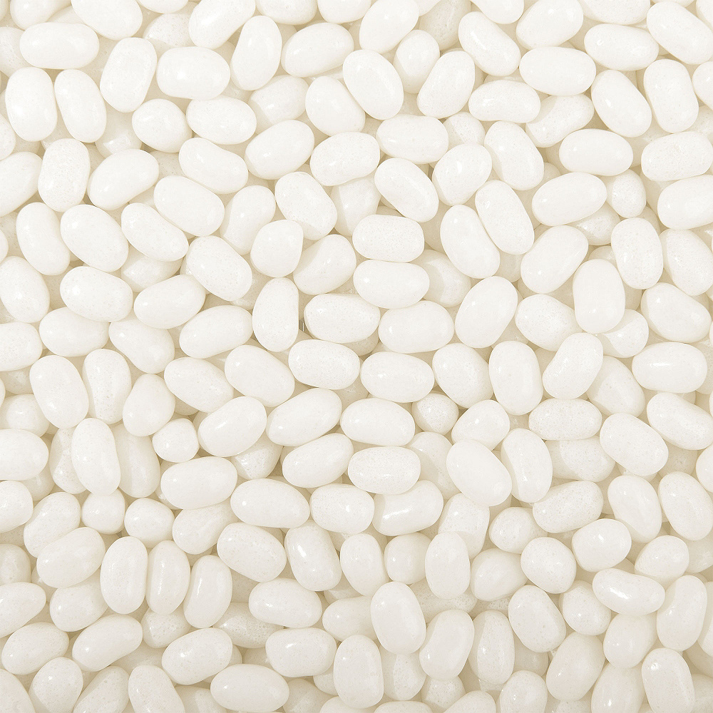 White Jelly Beans 350pc Image #2