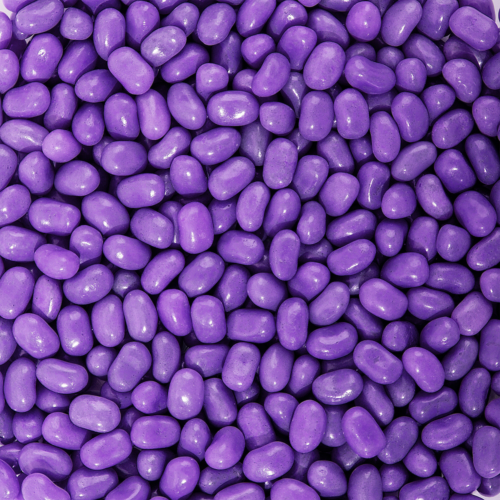 Purple Jelly Beans 350pc Image #2