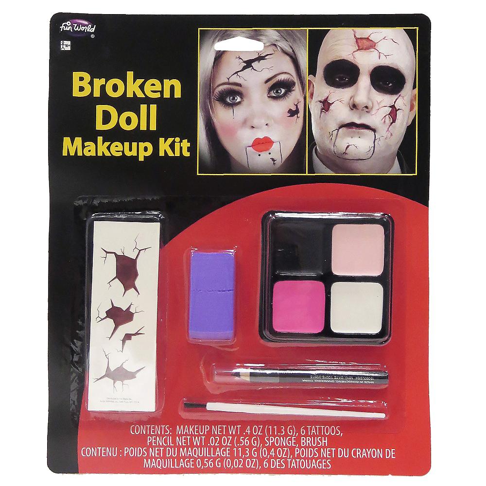 Nav Item for Broken Doll Makeup Kit Image #1 ...