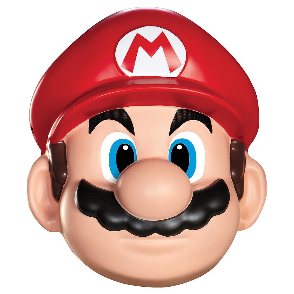 Nav Item for Mario Mask Image #1