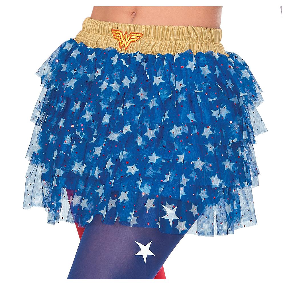 Wonder Woman Skirt Image #1