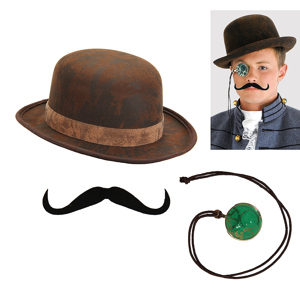 Steampunk Accessory Kit Image #1