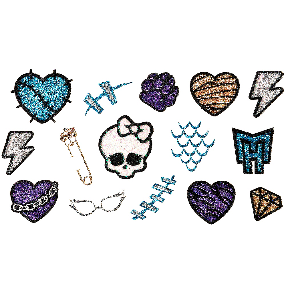 Monster High Body Jewelry Image #1