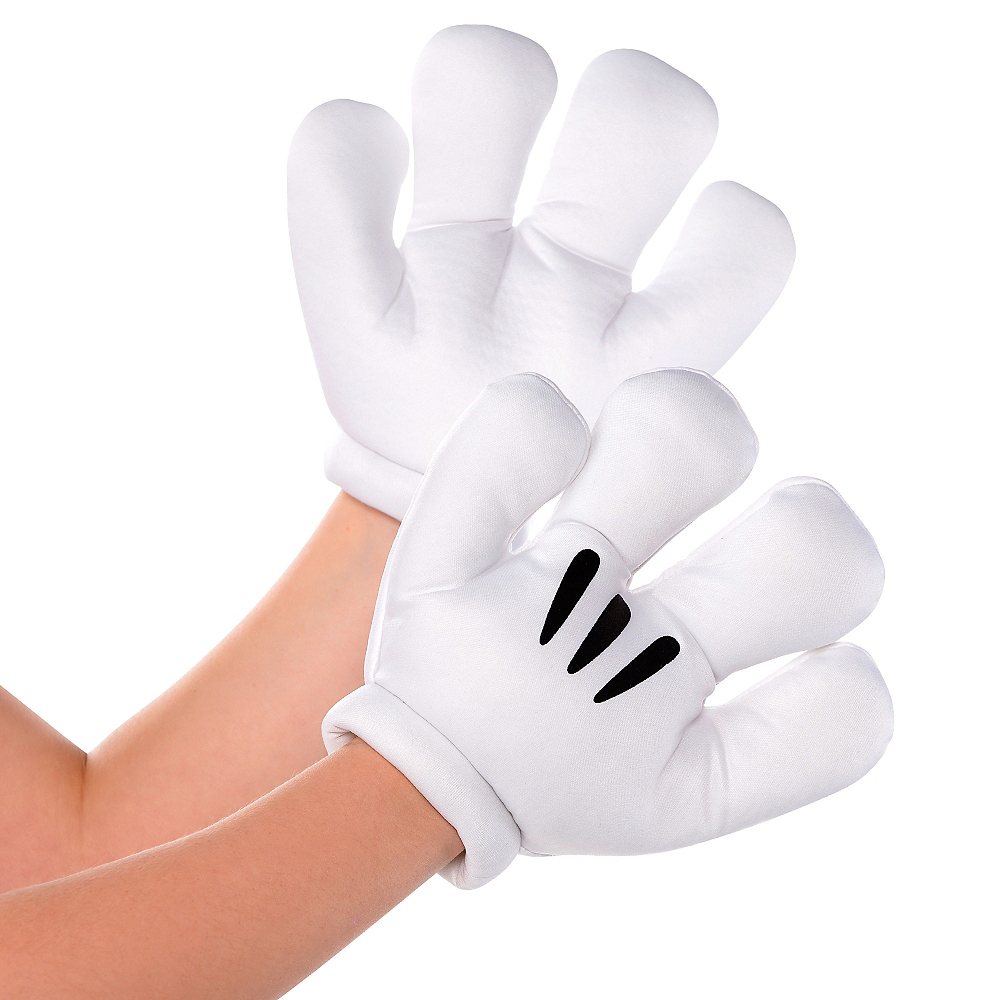 Child Mickey Mouse Gloves Image #2