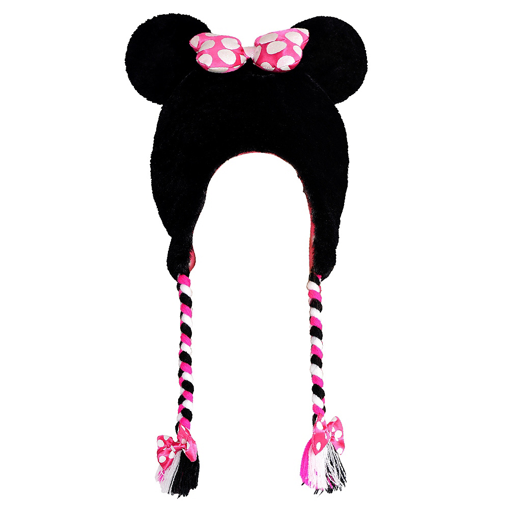 Minnie Mouse Peruvian Hat Image #1