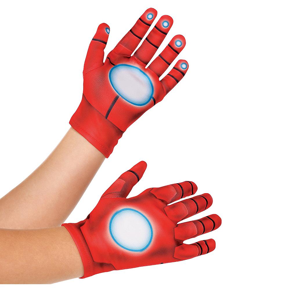 Child Iron Man Gloves Image #1