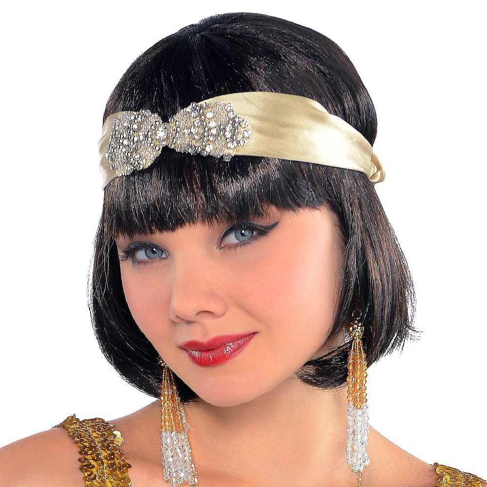 Nav Item for Roaring '20s Flapper Headband Image #2