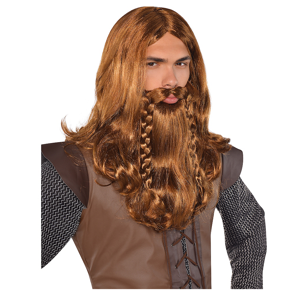 Nav Item for Nordic God Wig Image #1