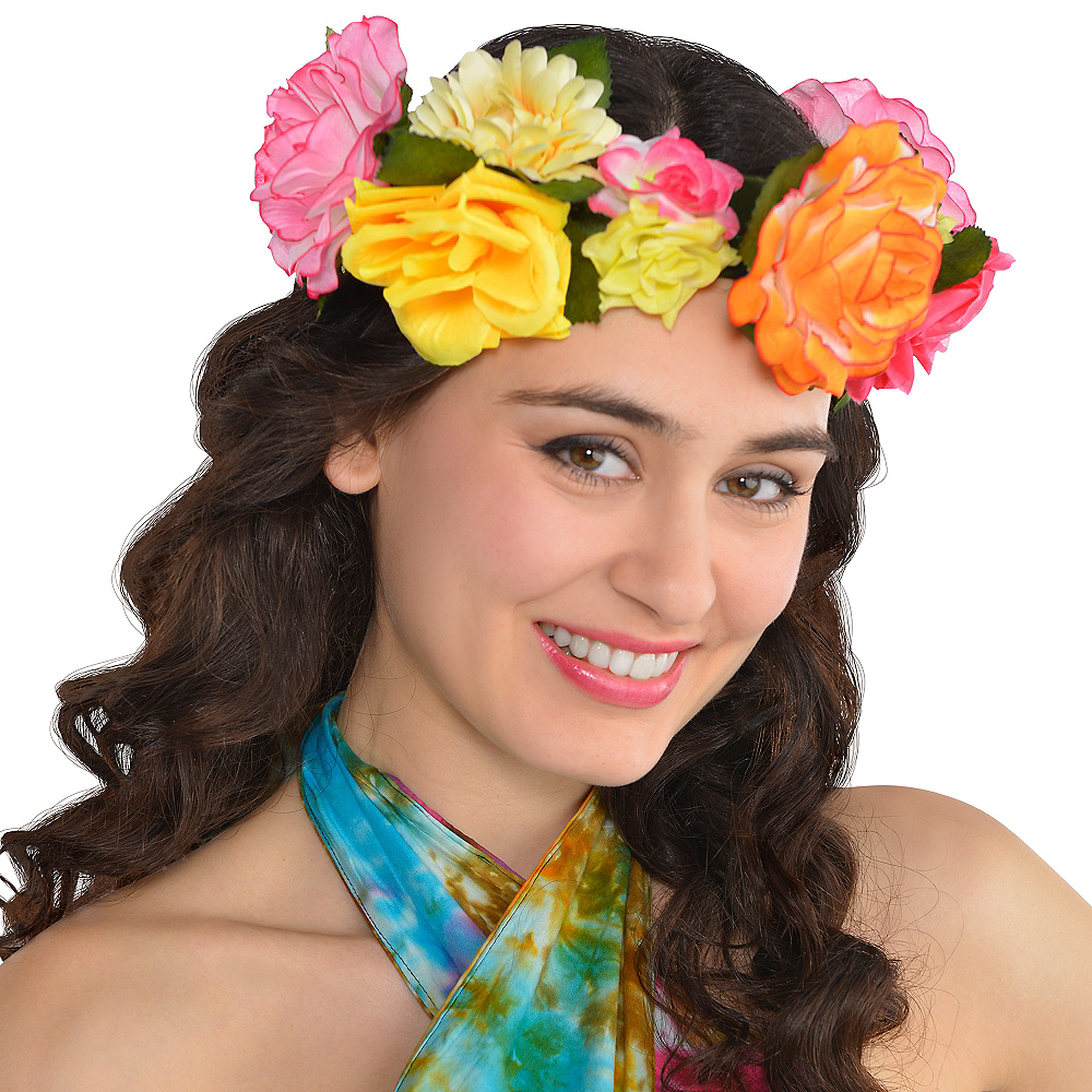 Flower Crown Headband Image #2