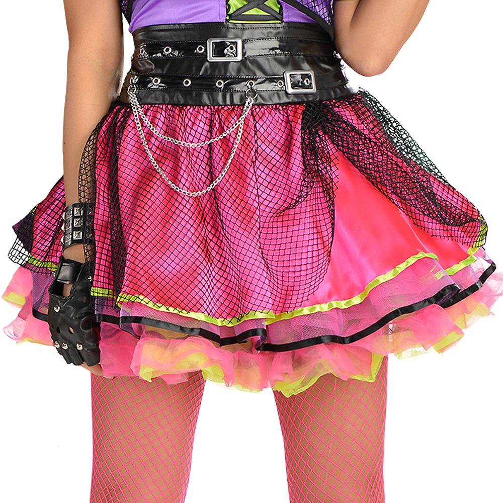 80s Pop Star Dress Image #3