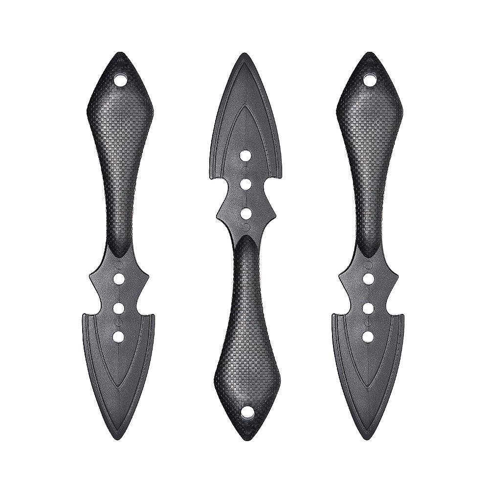 Ninja Throwing Knives 3ct | Party City
