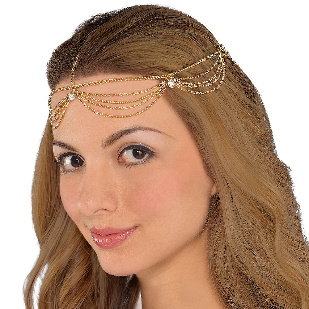 Nav Item for Goddess Hair Jewelry Image #2