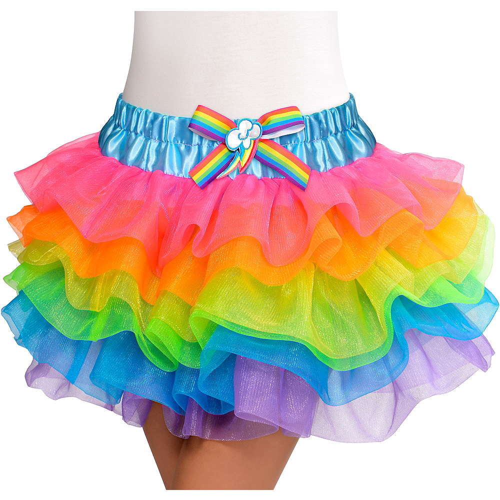 Child Rainbow Dash Tutu - My Little Pony Image #1