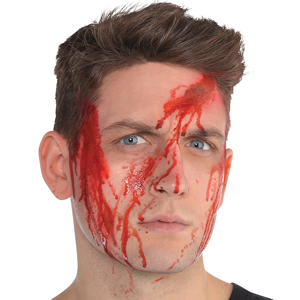 Fake Blood Spray Image #2