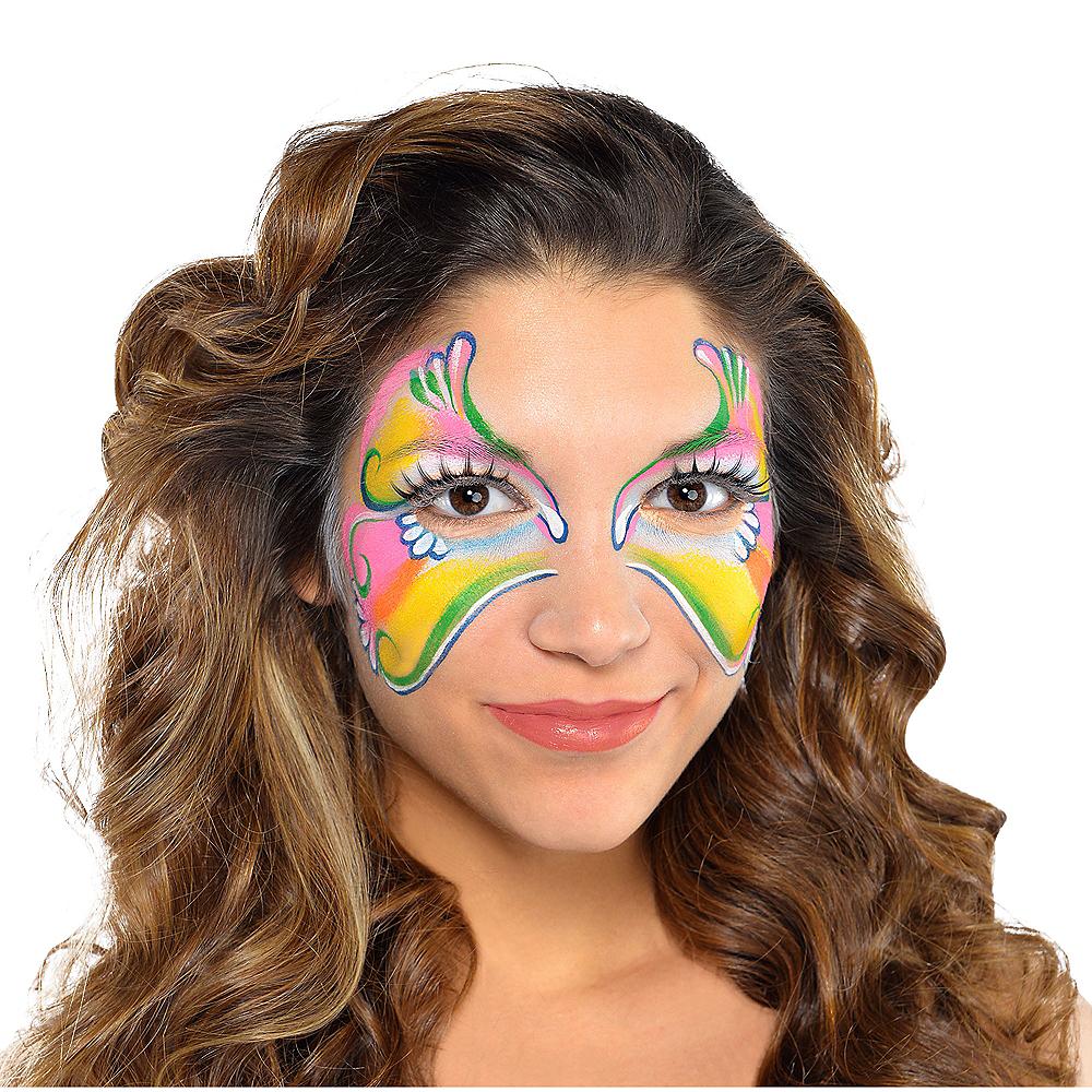 Bright Makeup Crayon Set 6pc Image #3