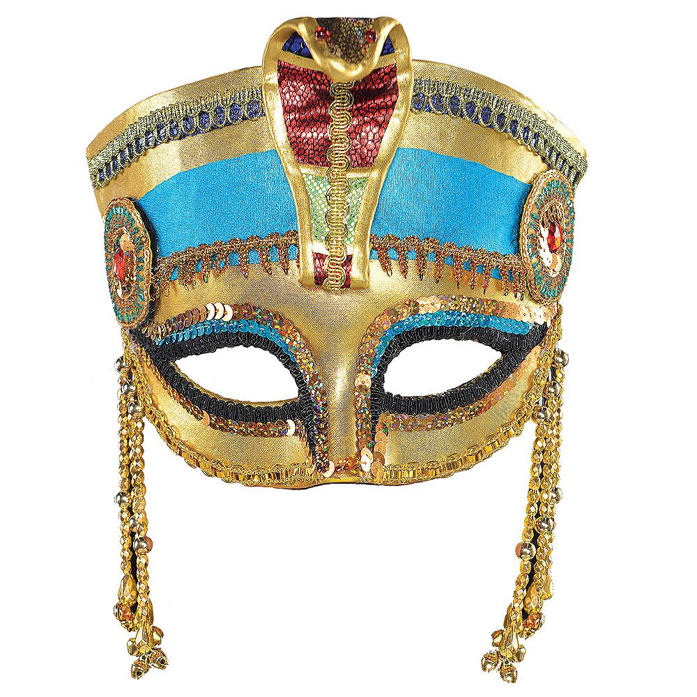 Egyptian Masquerade Mask Image #1