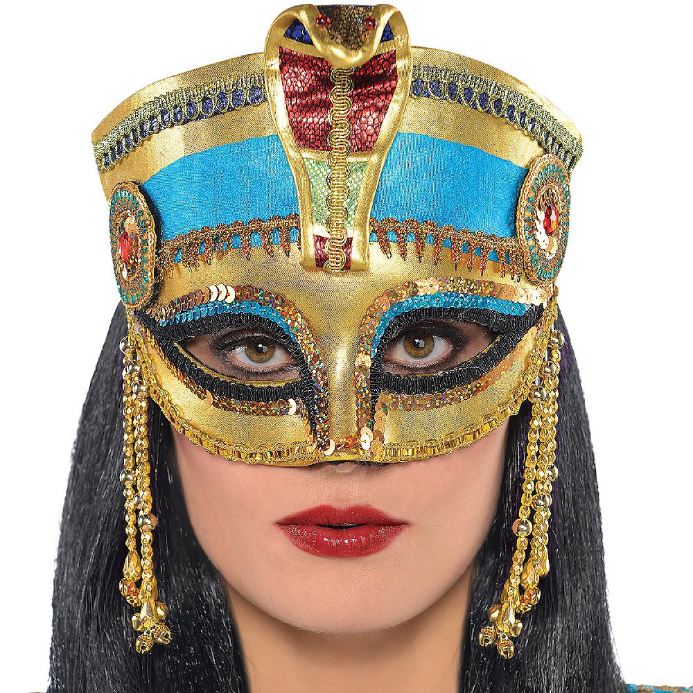 Egyptian Masquerade Mask Image #2